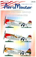 AeroMaster 48-433 406 Fighter Group Thunderbolts