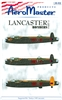 AeroMaster 48-452 Lancaster Bombers, Part 2