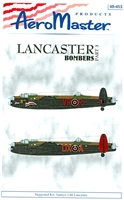 AeroMaster 48-453 Lancaster Bombers, Part 3