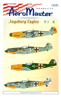 AeroMaster 48-460 Augsburg Eagles, Part X