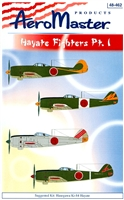 AeroMaster 48-462 Hayate Fighters, Part I