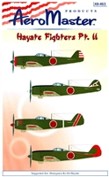 AeroMaster 48-463 Hayate Fighters, Part II