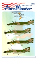 AeroMaster 48-471 - Phantoms Over Vietnam, Part 1