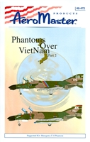 AeroMaster 48-472 - Phantoms Over Vietnam, Part 2