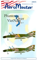AeroMaster 48-473 - Phantoms Over Vietnam, Part 3