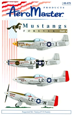 AeroMaster 48-479 Mustangs Forever, Part 4