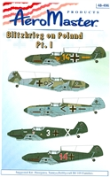 AeroMaster 48-496 Blitzkrieg on Poland, Part I