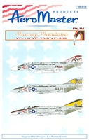 AeroMaster 48-516 Phancy Phantoms, Part IV (VF-11 / VF-103 / VF-302)