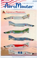 AeroMaster 48-529 Japanese Phantoms