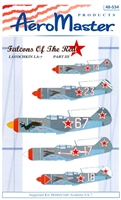 AeroMaster 48-534 Falcons of the Red Star, Part III (Lavochkin LA-7)