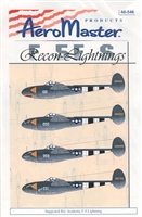 AeroMaster 48-546 - Recon Lightnings