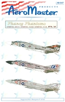 AeroMaster 48-547 - Phancy Phantoms, Part V (VMFA-251 / VMFA-122 / VMFA-115)