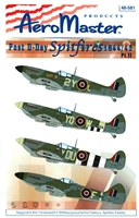 AeroMaster 48-581 Post D-Day Spitfires 1944/45, Pt II