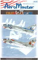 AeroMaster 48-587 Colorful Corsairs A-7E