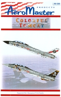 AeroMaster 48-588 Colorful Tomcat