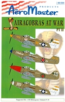 AeroMaster 48-594 Airacobras at War, Part II