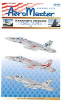 AeroMaster 48-607 Kennedy's Hornets 2002/03, Part I