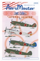 "AeroMaster 48-616 Best Sellers ""Imperial Hayates"", Part II"