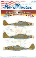 AeroMaster 48-629 Best Sellers Black Widows, Part II