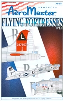 AeroMaster 48-671 Flying Fortresses over Europe, Part I