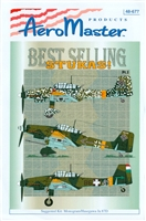 AeroMaster 48-677 - Best Selling Stukas! Part I