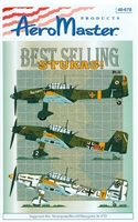 AeroMaster 48-678 - Best Selling Stukas! Part II