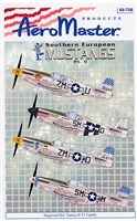 AeroMaster 48-708 Southern European Mustangs, Part II