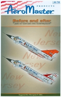 "AeroMaster 48-759 - Before and After ""Last of the hot rod interceptors"""
