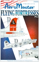 AeroMaster 72-212 Flying Fortresses over Europe, Part I