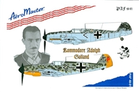 AeroMaster PAF4801  - Kommodore Adolph Galland, Planes the Aces Flew