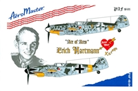 "AeroMaster PAF4804 - ""Ace of Aces"" Erich Hartmann (Planes the Aces Flew)"