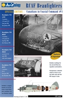 Aviaeology AOD32002m - RCAF Beaufighters:  Canadians in Coastal Command #1