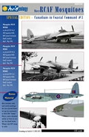 Aviaeology AOD32011 - More RCAF Mosquitoes, Canadians in Coastal Command #3