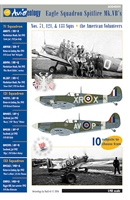 Aviaeology AOD48019 - Eagle Squadron Spitfire Mk.VB's
