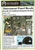 AirScale 24-MOSA - De Havilland Mosquito FB Mk. VI Instrument Panel Decals