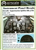 AirScale 24-SPA - Supermarine Spitfire Mk 1/Vb Instrument Panel Decals
