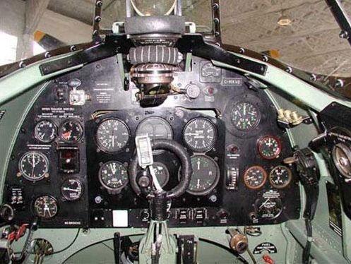 Airscale 24 Spa Supermarine Spitfire Mk 1vb Instrument Panel Decals