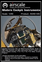 AirScale 48-HAC - Modern Cockpit Instruments