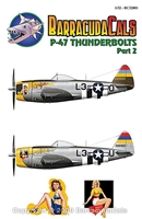 Barracuda BC-32001 - P-47 Thunderbolts - Part 2
