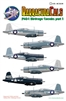 Barracuda BC-32130 - F4U-1 Birdcage Corsairs, Part 1
