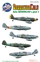 Barracuda BC-32144 - Erla Bf 109G-10's, Part 1