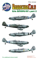 Barracuda BC-32145 - Erla Bf 109G-10's, Part 2