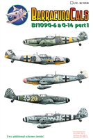 Barracuda BC-32230 - Bf 109G-6 & G-14, Part 1