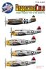 Barracuda BC-48039 - Mogin's Maulers!  P-47s of the 362nd FG