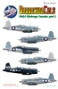 Barracuda BC-48153 - F4U-1 Birdcage Corsairs, Part 1