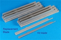 Belcher Bits BB29 - H-21 Replacement Metal Blades