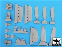 Black Dog A48007 - Focke-Wulf Fw -190 D-11/D-13 Detail Set