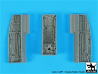 Black Dog A48016 - F-35A Lightning II Wheel Bays