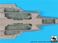 Black Dog A48018 - F-35A Lightning II Big Set