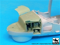 Black Dog A48019 - Westland Lynx HMA 8 Accessories Set No. 1